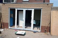 Klaas de Jong Timmerwerken - 009 - Uitbreiding Woning