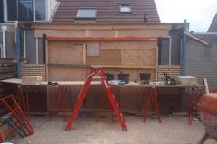 Klaas de Jong Timmerwerken - 013 - Uitbreiding Woning