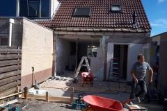 Klaas de Jong Timmerwerken - 019 - Uitbreiding Woning